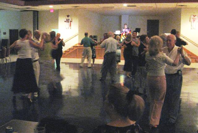 Ballroom Dance at the Eagles